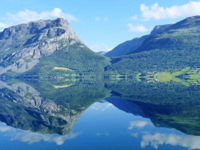 Campingplasser i Midt-Norge