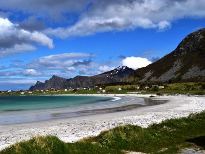 Campingplasser i Nord-Norge