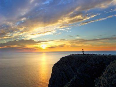 Nordkapp: Europas nordligste punkt
