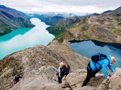 Jotunheimen, den mest populære nasjonalparken i Norge