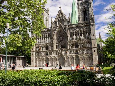 Trondheim: den største landsbyen i Norge