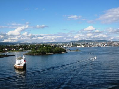 Reiser til Europa med ferge fra Norge