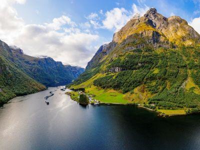 Sognefjorden, fjordenes konge i Norge