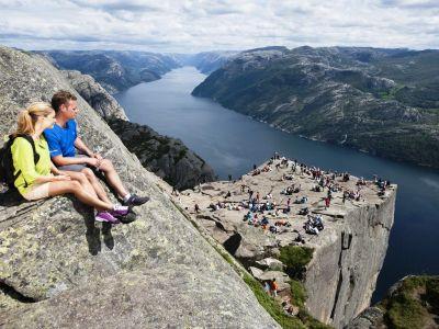 Campingplasser i Rogaland