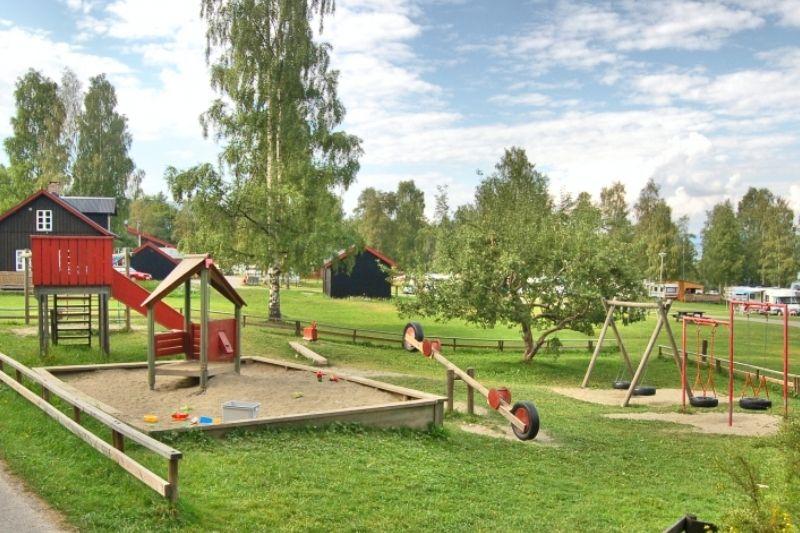 Biristrand Camping speeltuin
