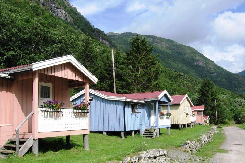 Borgund Hyttesenter og Camping Hytter