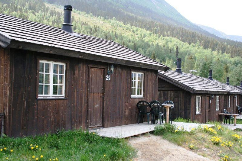 Camping Nissegarden Hytter og Aktiviteter Hytter
