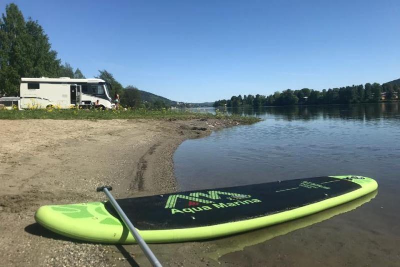 Drammen Camping watersportmogelijkheden