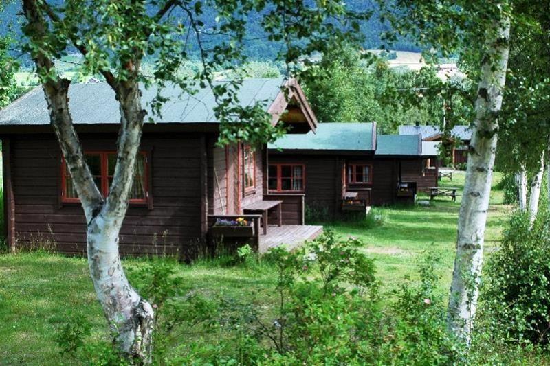 hytter te huur op Gjeilo Camping