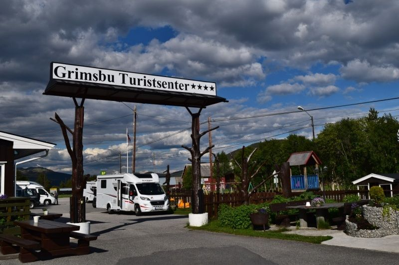 Grimsbu Turistsenter Entree