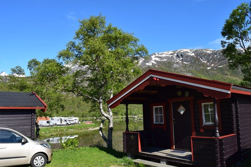 Gullesfjord Camping Hytter
