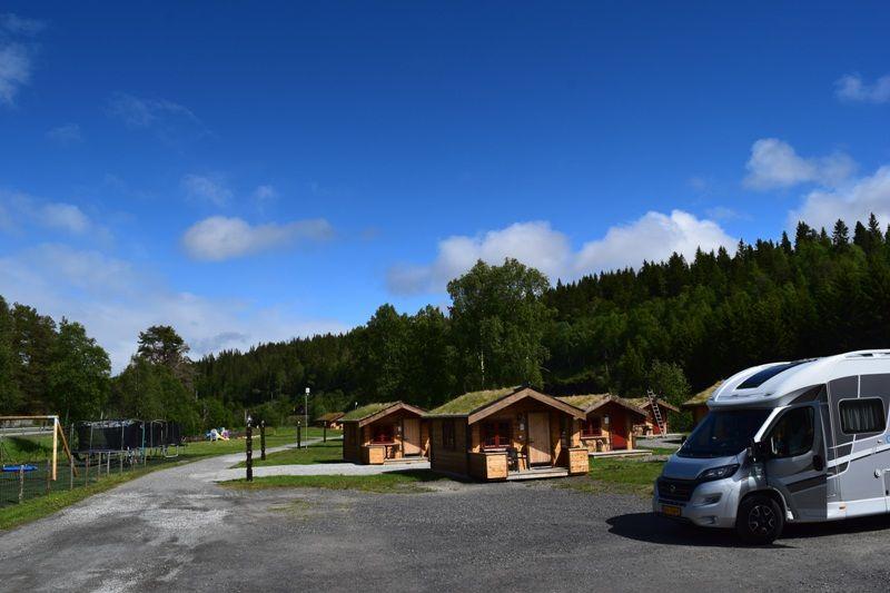 Halland Camping overzicht