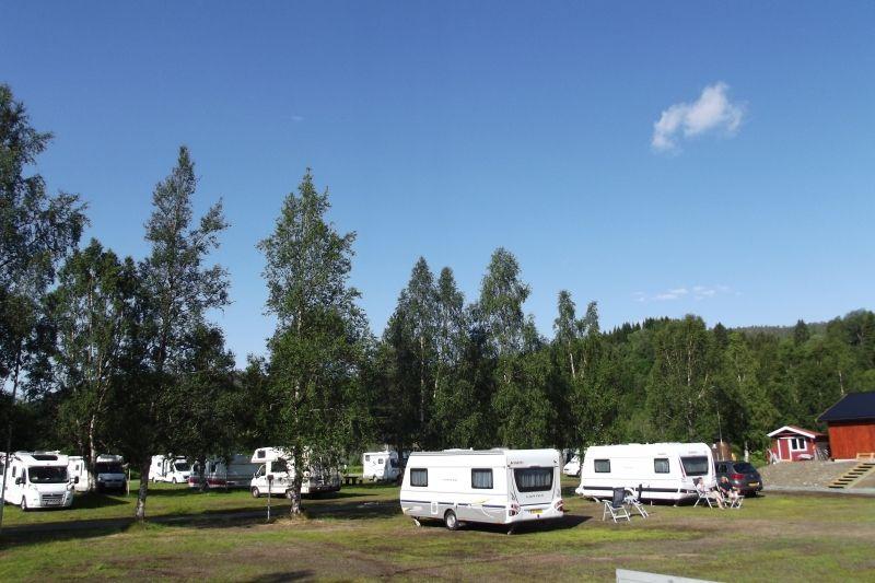 Harran Camping kampeerplaatsen