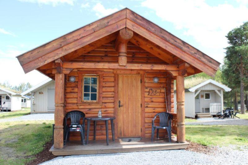 Hokksund Camping hytter