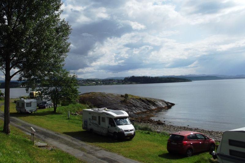 Koa Camping Kampeerplaatsen aan het water