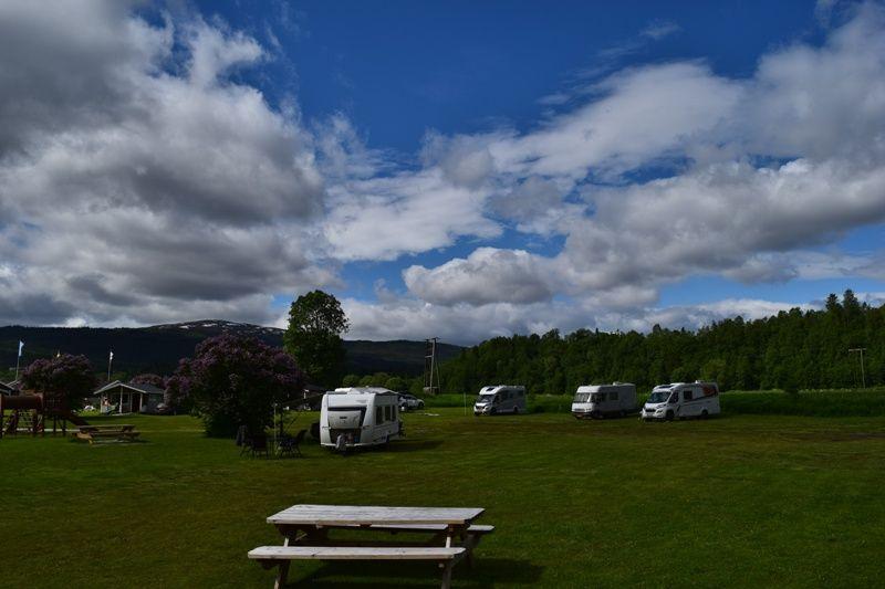 Korgen Camping Kampeerplaatsen