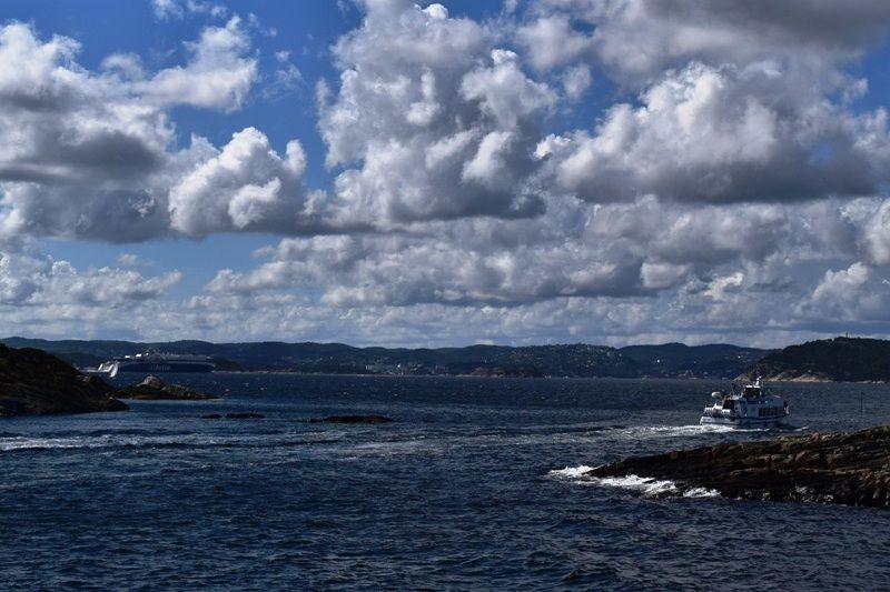 Kristiansand Feriesenter veerdienst Hirthals
