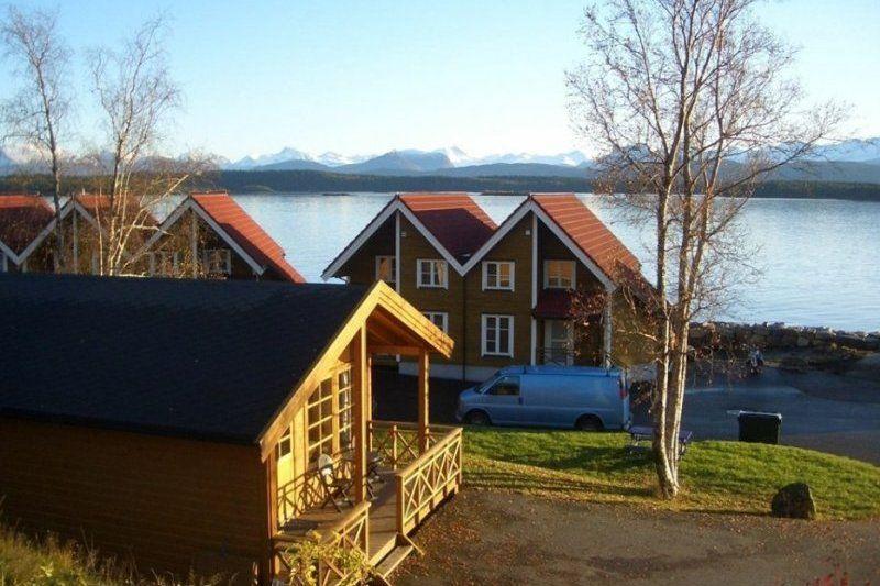 Kviltorp Camping Molde Vakantiehuisjes