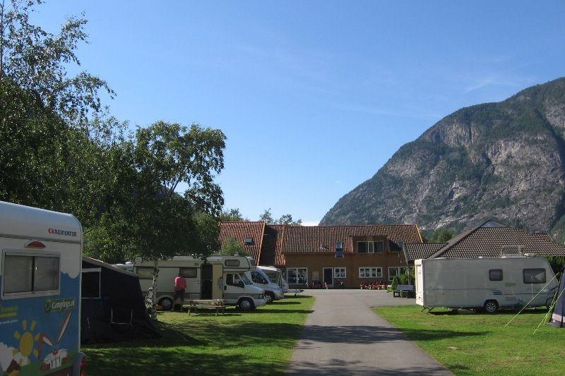 Laerdal Ferie og Fritidspark Kampeerplaatsen