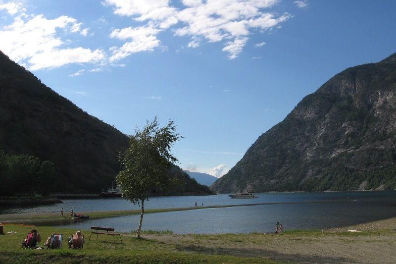 Laerdal Ferie og Fritidspark Sognefjord