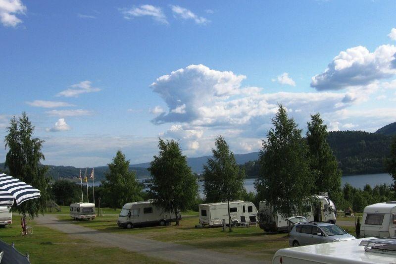 Lillehammer Turistsenter Kampeerplaatsen