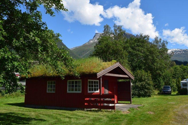 Lo-Vik Camping Hytter