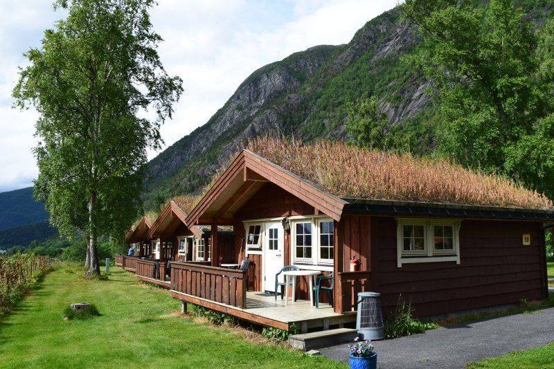 Mjelva Camping Hytter