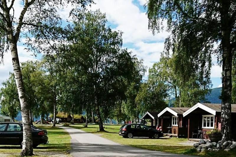 Mjelva Camping og Hytter overzicht