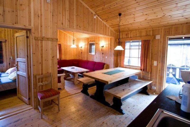 Nordal Turistsenter Lom hytter binnen