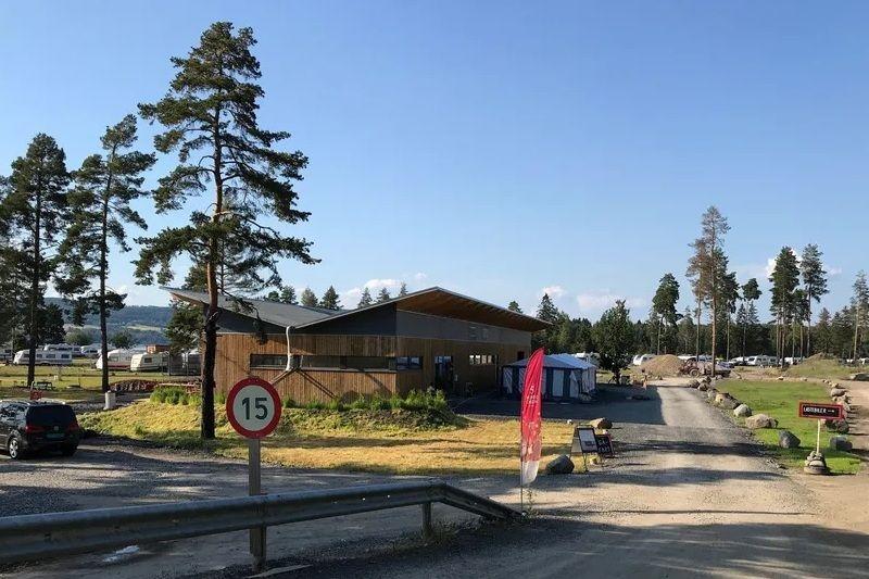 Odin Camping Royse entree