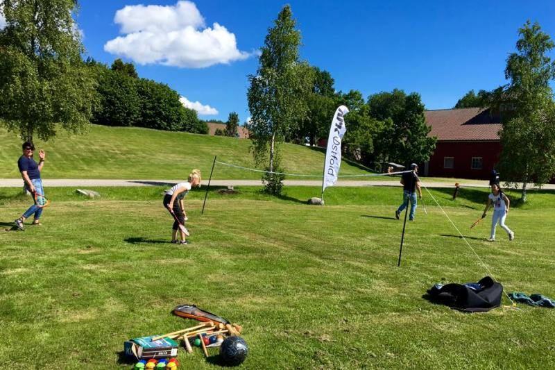 Olberg Camping sport en spel