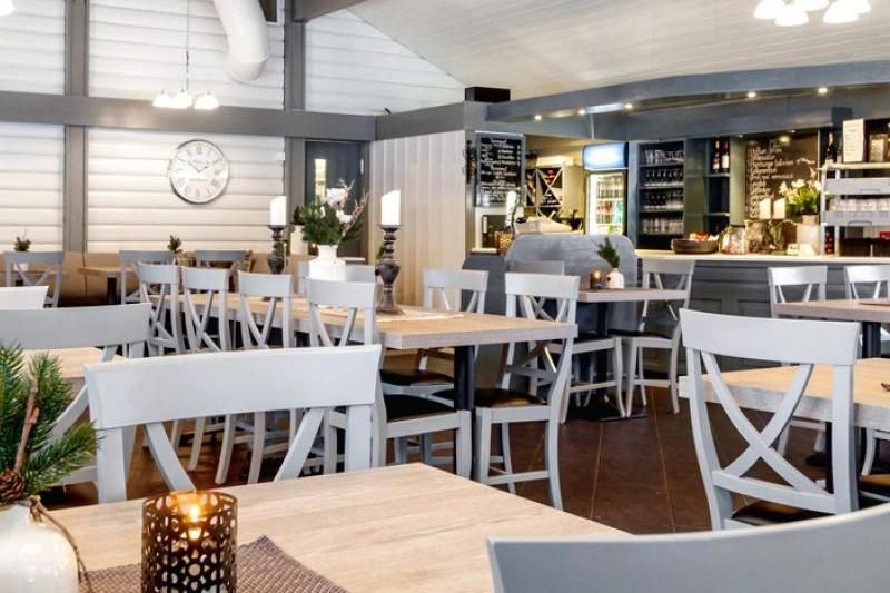 PlusCamp Gol Campingsenter restaurant