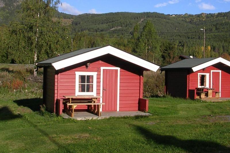 PlusCamp Gol Campingsenter Hytter