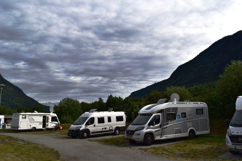 PlusCamp Gol Campingsenter kampeerplaatsen