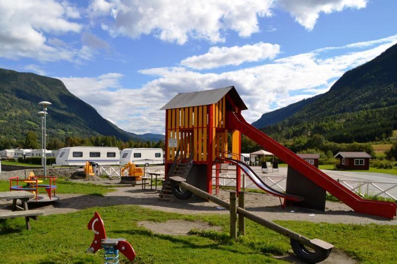 PlusCamp Gol Campingsenter speeltuin