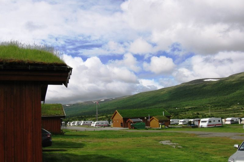 PlusCamp Hageseter Turisthytte og Camping hytter