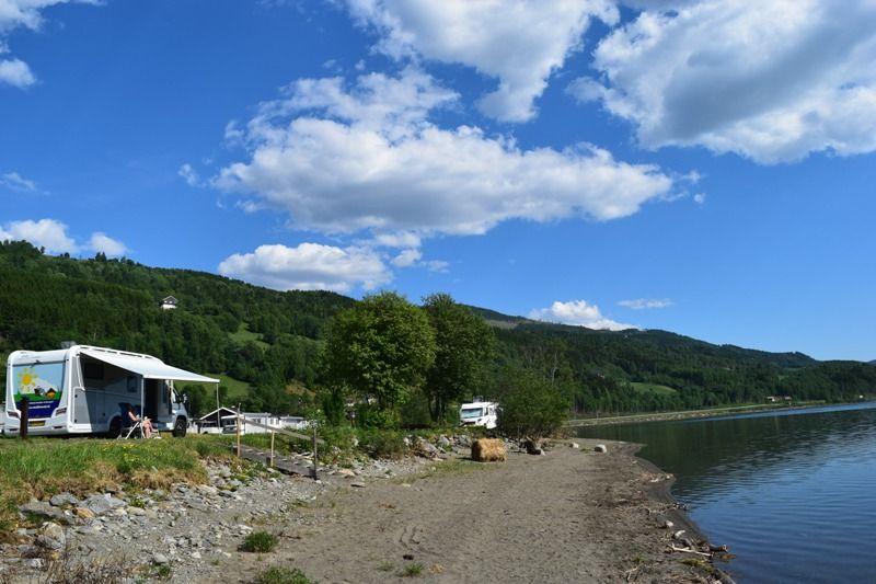 PlusCamp Mageli Camping kamperen aan het water