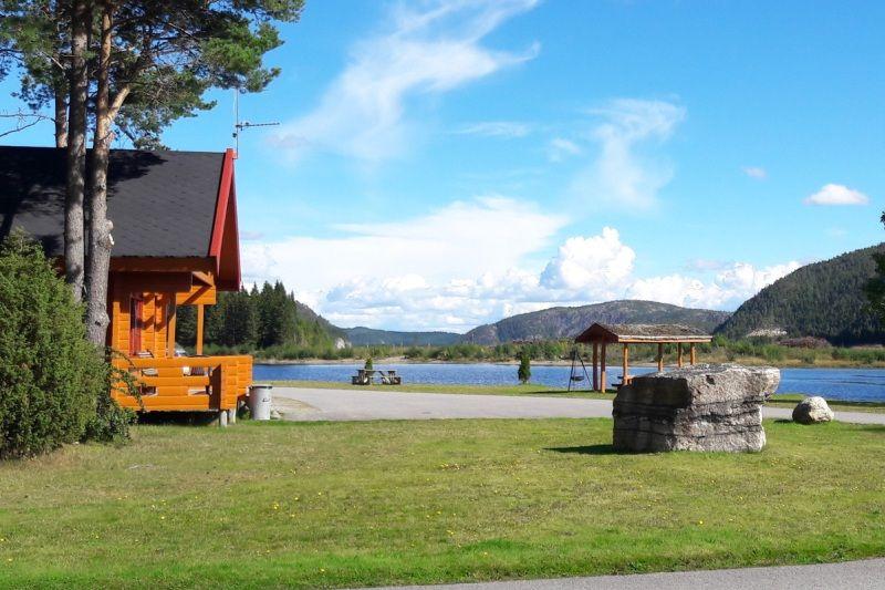 PlusCamp Namsos Camping Hytter