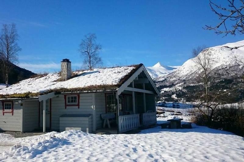 PlusCamp Strynsvatn Camping wintersport