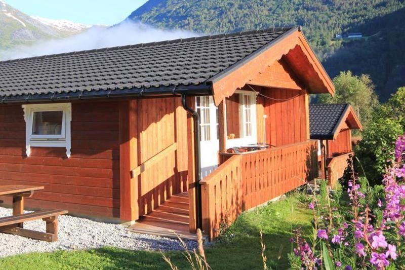 PlusCamp Strynsvatn Camping Stryn Hytter