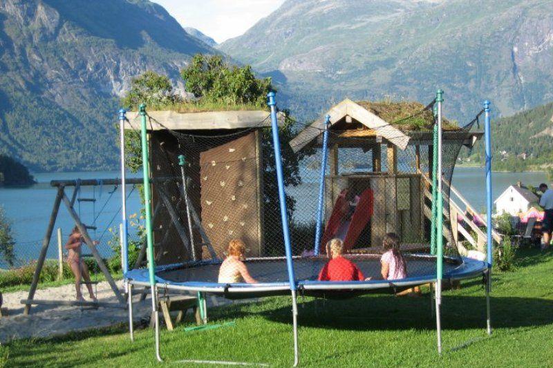 PlusCamp Strynsvatn Camping speeltuin