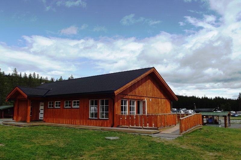 Randsverk Camping prima sanitair