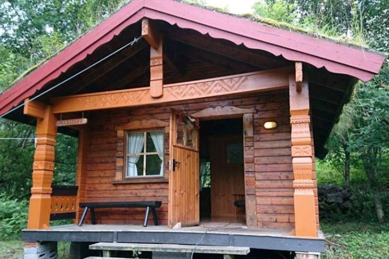 Rjukan Hytte og Caravanpark vakantiehuisjes