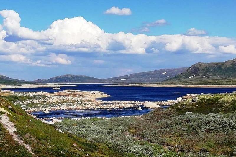 Rjukan Hytte og Caravanpark omgeving