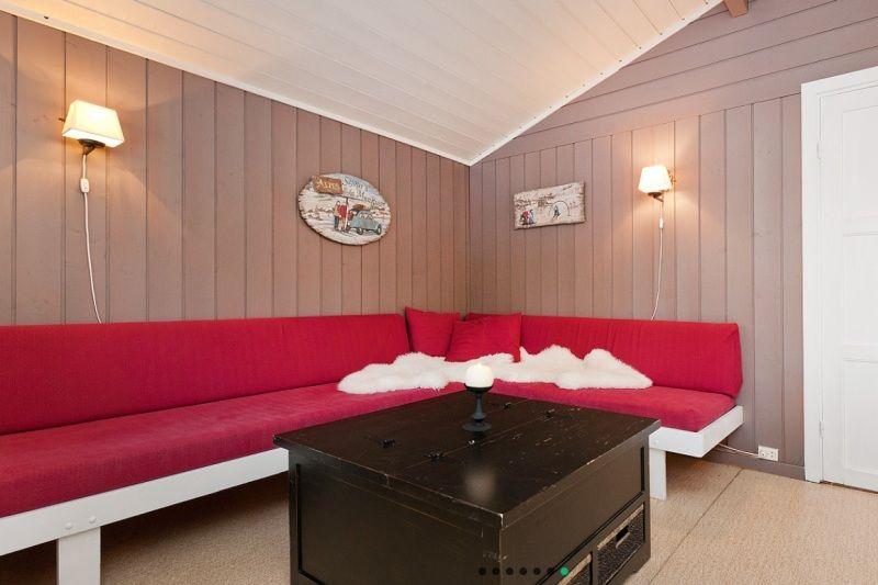 Saeterasen Hytter og Camping Trysil hytter binnen