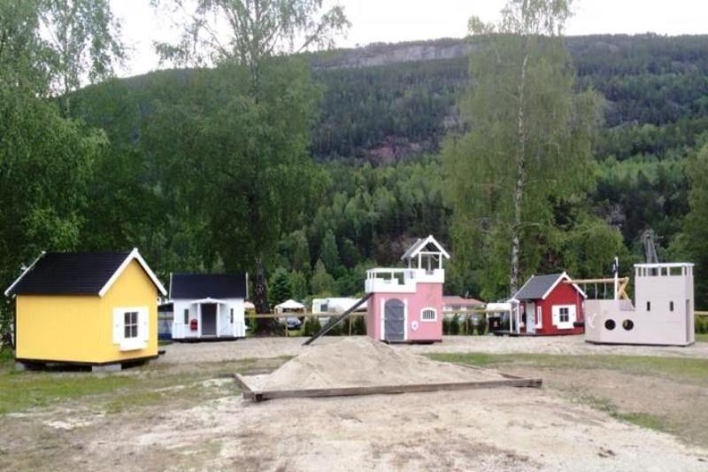 Sanda Camping Og Hytteutleie B 248 Telemark Norge Mt