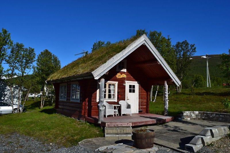 Skittenelv Camping Krokelvdalen Tromso Noorwegen