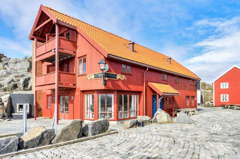 Skottevik Feriesenter Restaurant