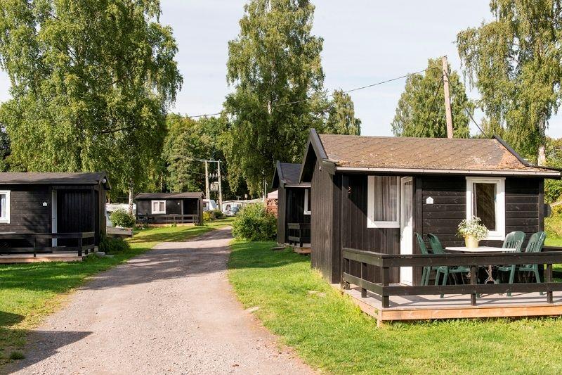 Slovika Camping hytter
