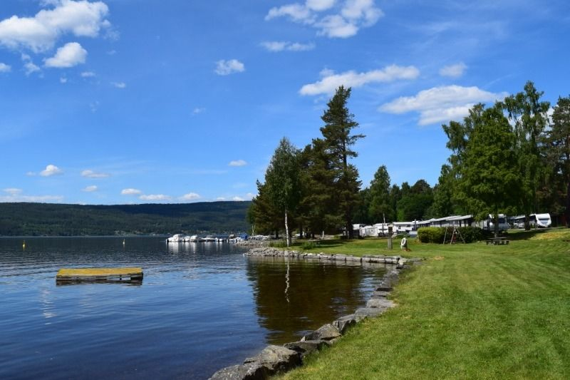 Slovika Camping Randsfjord